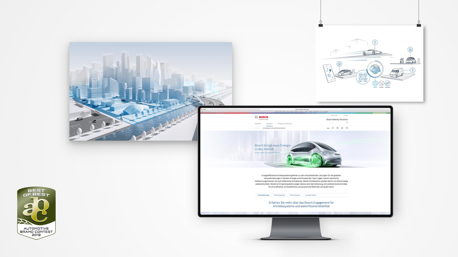 """""""Best of Best"""" beim Automotive Brand Contest"""